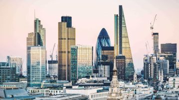 London is the Technology Capital of Europe for Global Investors
