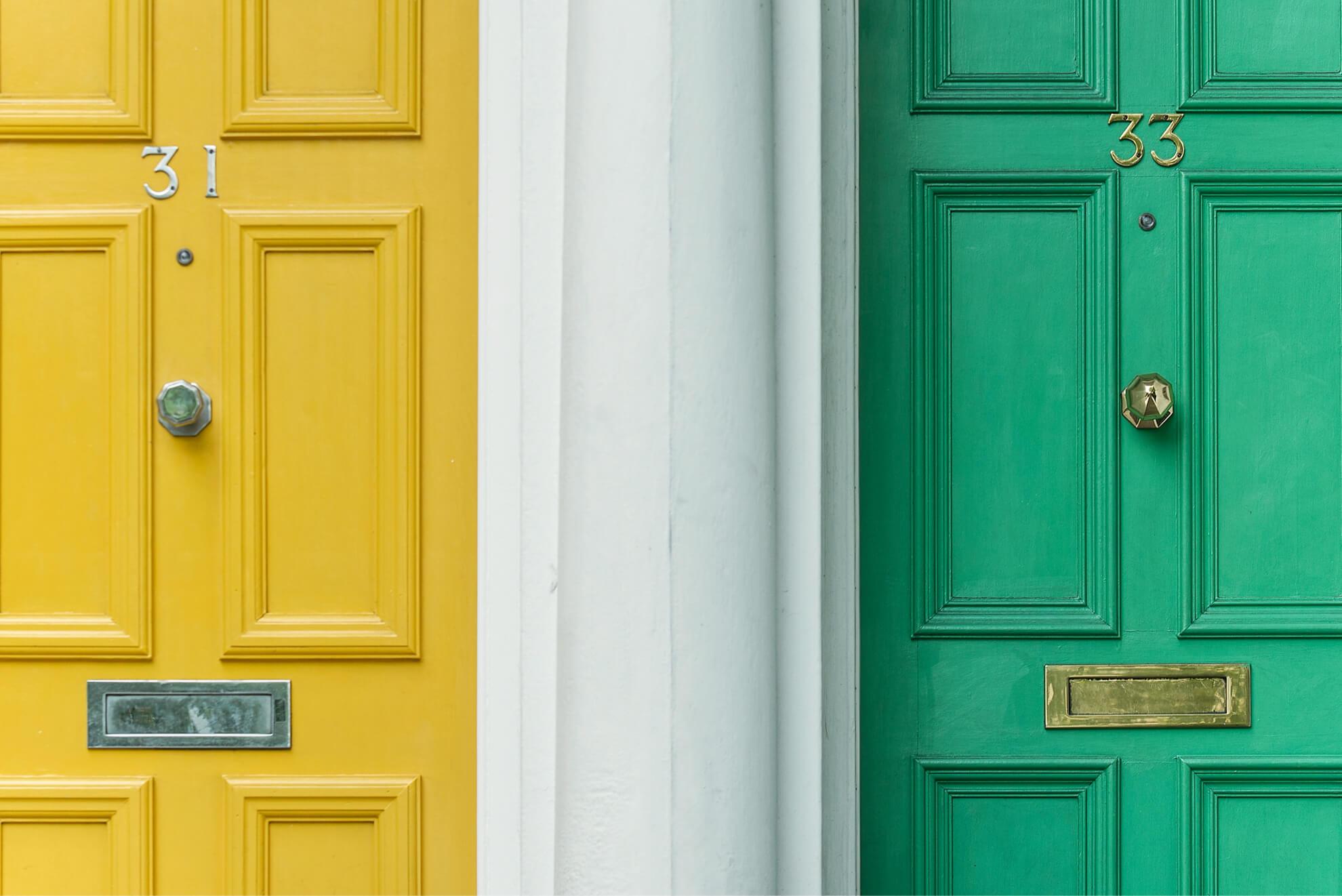 The UK Property market